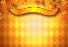 Autumn leaf  background Royalty Free Stock Photo