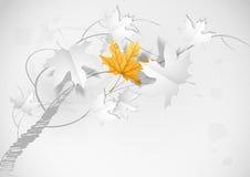 Autumn Leaves Background. Photo libre de droits