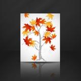 Autumn Leaves Background. Image stock