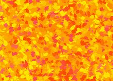 Autumn leaves backgrounds. Autumn leaves background. Yellow and red leaf Royalty Free Stock Images
