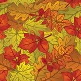 Autumn Leaves Low Poly Imagen de archivo