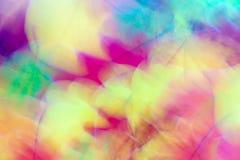 Autumn Leaves Motion Blur Image abstrait Image stock