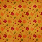 Autumn Leaves Texture Background. Suitable as a background for print or web projects, scrapbook papers, etc Stock Image