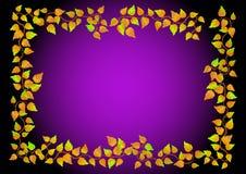 Autumn Leaves. Vector. Stock Photos