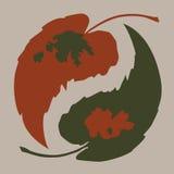 Autumn Logo Fotos de Stock