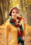 Autumn look Stock Photo