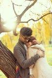 Autumn love royalty free stock photo