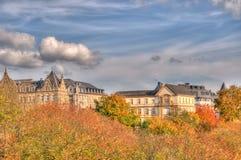 Autumn Luxembourg Stock Photos