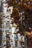 Autumn in Madrid, Spain Royalty Free Stock Image