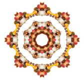 Autumn mandala Stock Photo