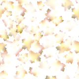 Autumn maple leaves pattern background. EPS 10 Royalty Free Stock Image