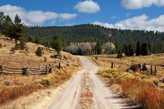 Autumn Meadow Imagenes de archivo