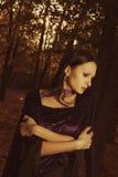 Autumn melancholy Royalty Free Stock Photography