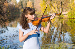 Autumn melody Royalty Free Stock Image