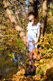 Autumn melody Royalty Free Stock Photography
