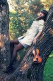 Autumn melody Stock Photos
