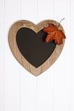 Autumn Menu Board royalty free stock photography