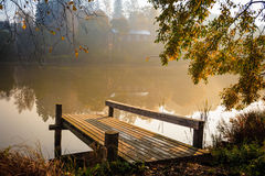 Autumn Mist Royalty Free Stock Images