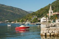 Autumn in Montenegro Stock Images