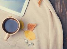 Autumn morning consept Royalty Free Stock Photo