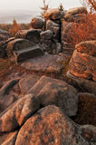 Autumn Morning Landscape Royalty Free Stock Photo