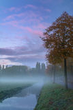 Autumn Mornings Royalty Free Stock Photography