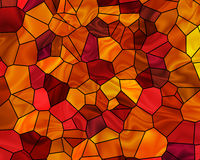 Autumn Mosaic Royalty Free Stock Photo