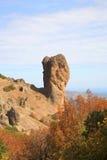 Autumn mountain landscape. Royalty Free Stock Photography