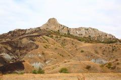 Autumn mountain landscape. Royalty Free Stock Photos