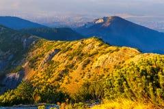 Autumn mountain landscape, Tatras Mountain Royalty Free Stock Images