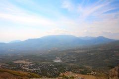 Autumn in mountains. Royalty Free Stock Photo