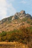 Autumn in mountains. Royalty Free Stock Photos