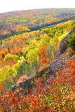 Autumn In Mountains Royalty Free Stock Images