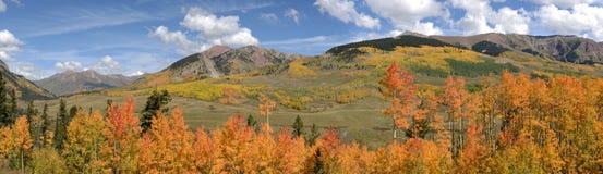 Autumn Mountains Fotografía de archivo