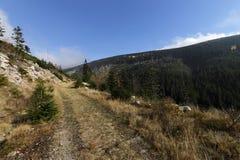 Autumn Mountains Stockbild