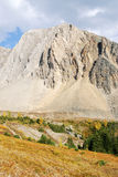 Autumn mountains and meadows Royalty Free Stock Photos
