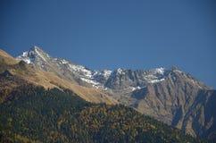 Autumn mountains Royalty Free Stock Photos
