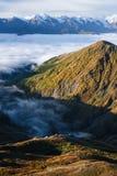 Autumn in the mountains of Svaneti, Georgia Stock Photography
