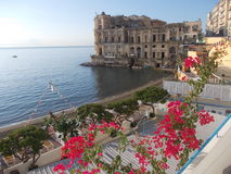 Autumn in Naples Royalty Free Stock Image