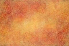 Autumn red colored grunge canvas texture or vintage watercolor paint background royalty free stock images