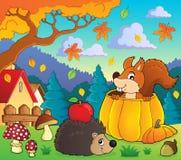 Free Autumn Nature Theme Image 1 Stock Photography - 76773372