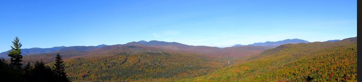Autumn in new england is beautiful royalty free stock image