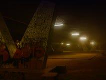Autumn Night Fotografía de archivo libre de regalías