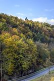 Autumn in Ojcowski National Park Royalty Free Stock Images