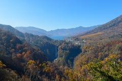 Autumn in Oku-Nikko Royalty Free Stock Photos