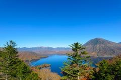 Autumn in Oku-Nikko Royalty Free Stock Photography