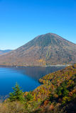 Autumn in Oku-Nikko Stock Photography
