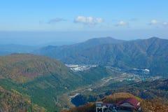 Autumn in Oku-Nikko Stock Photos