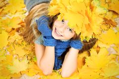 Autumn one Stock Photo