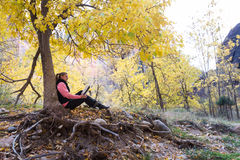 Autumn outdoors Royalty Free Stock Images